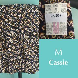 LuLaRoe Cassie skirt - medium